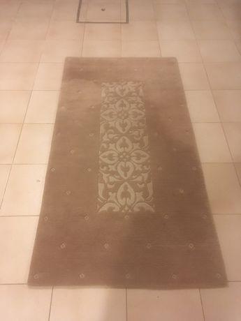 Tapete/Carpete castanho escuro