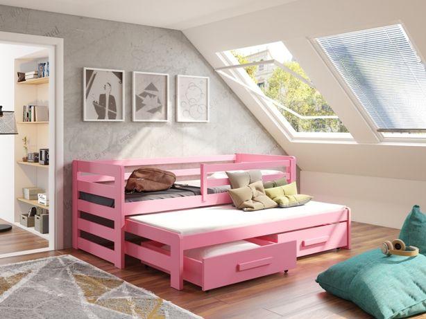 DOUBLE BED - lata doświadczenia - łóżeczko dla dzieci realizacja 7 dni