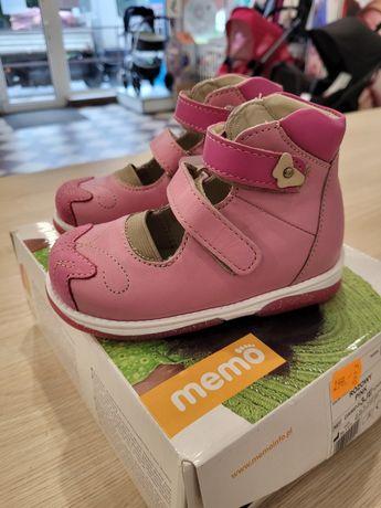 Buty Memo Princessa roz. 24 - obuwie diagnostyczno korekcyjne