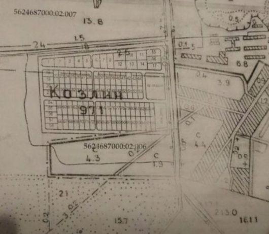 Земельна ділянка під забудову (для ведення будівництва)