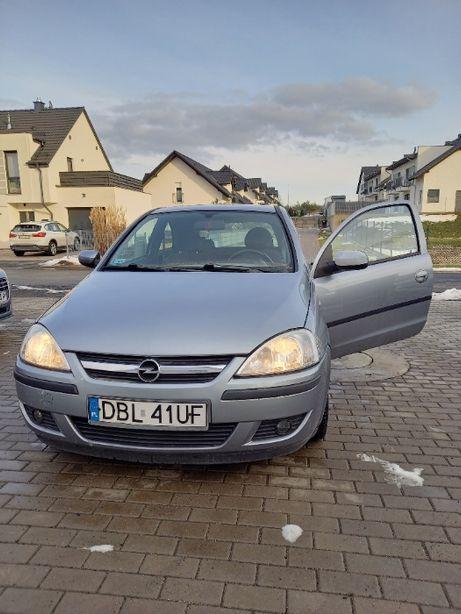 Opel Corsa C , rok 2004 , 1.3 CDTI