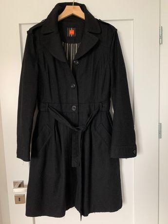 Płaszcz Hugo Boss - roz 38 Czarny