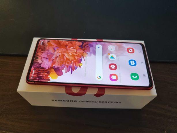 Samsung Galaxy S20 FE 5G Dual SIM 128GB Fiery Red