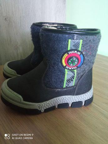 Зимове взуття сапоги 28 розмір