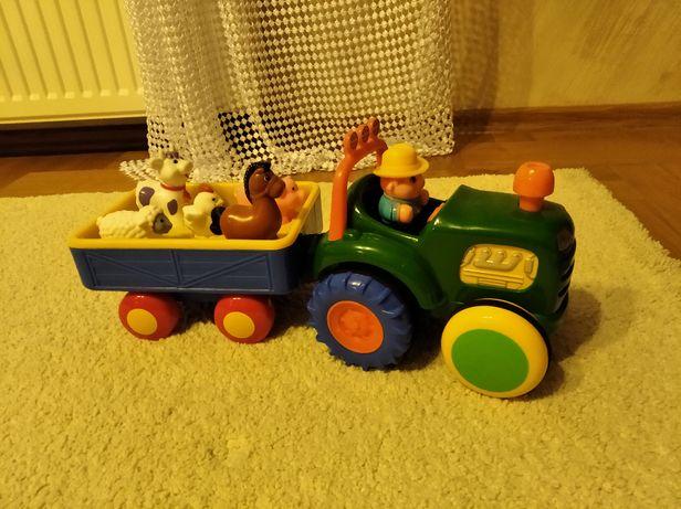 Sprzedam interaktywny traktor farmer Dumel discovery