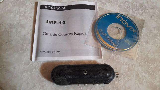 Pen 245MB de MP3 Inovix