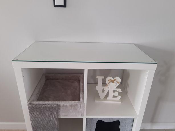 Szyba ochronna do kallax, blat, panel ochronny, regał Ikea