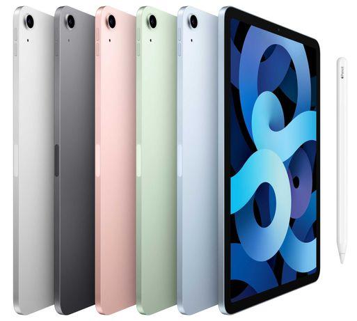 iPad Air 10.9 64,256 (Усі Кольори) ГАРАНТІЯ-МАГАЗИНEpplStore-TradeIN