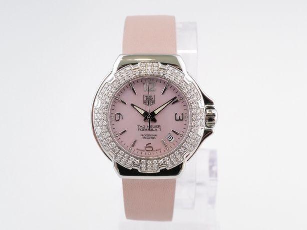 Женские бу часы TAG Heuer Formula 1 Lady 37 мм