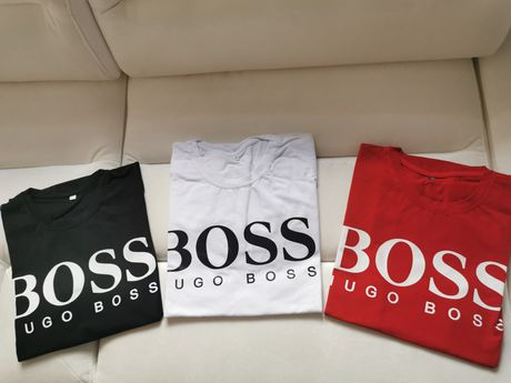 Okazja koszulki Hugo Boss 35zł M, L, XL, XXL zapraszam