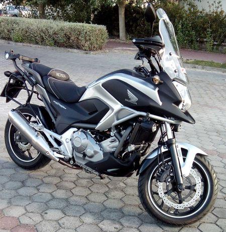Honda NC700X ABS, 18.000kms, Carta A2, muitos extras
