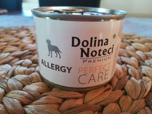 Karma dla psa Dolina Noteci PREMIUM PERFECT CARE ALLERGY 185 g