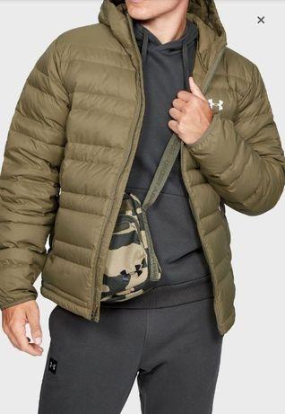 Курточка мужская пуховик Under Armour Оригинал зимняя Columbia куртка