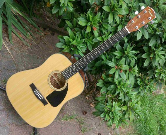 Gitara akustyczna Fender CD-60 Jak Nowa