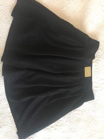 Czarna spódnica Xs/S