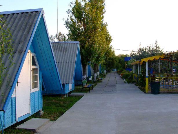Деревянные домики б\у для дачи или базы отдыха в Затоке.