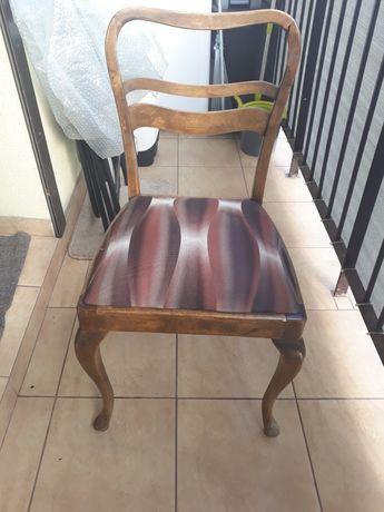 Krzesło antyk 1szt ,oraz 2szt siedziska na zmianę .