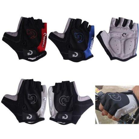 Вело перчатки, безпалые перчатки, перчатки, новые