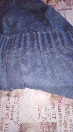 Штора ткань плотная