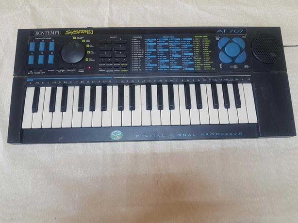 PS003 Синтезатор Bontempi AT 707 System 5