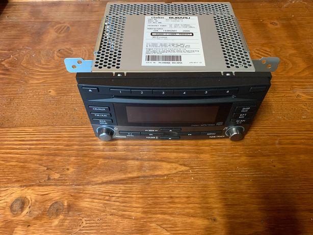 Rádio de origem Subaru
