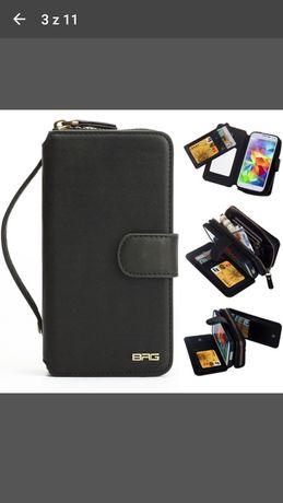 Etui do telefonu i portfel w jednym