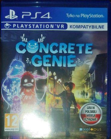Gra PS4 Concrete Genie VR PL - idealna dla dzieci