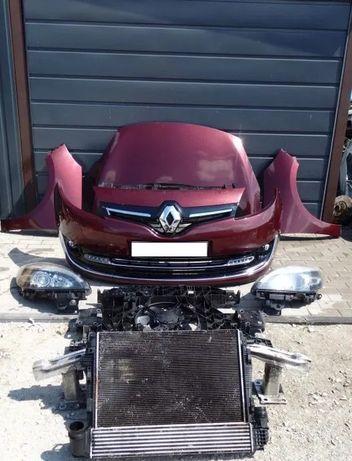 Розборка Renault Scenic 3 Запчастини Megane 3 меган 3 Бампер Дверь Фар