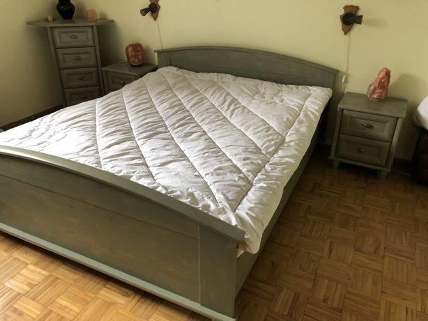 Zestaw mebli do sypialni - 6 elementów