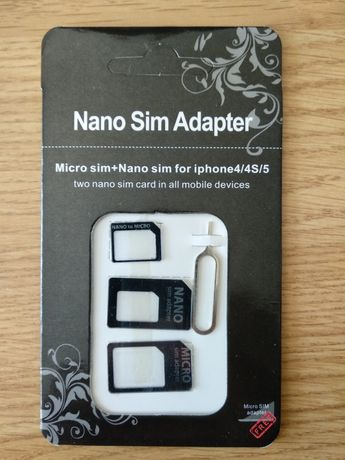 Adaptador cartão SIM