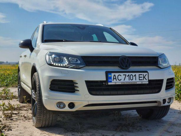 VW Toureg 2011 р