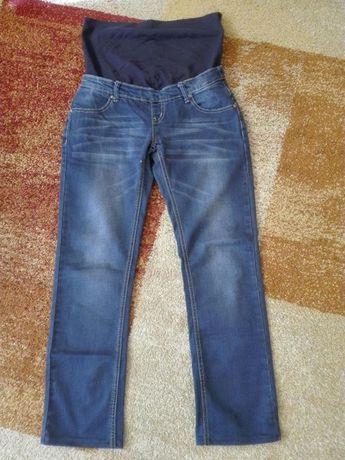Jeansy, spodnie ciążowe rozmiar S