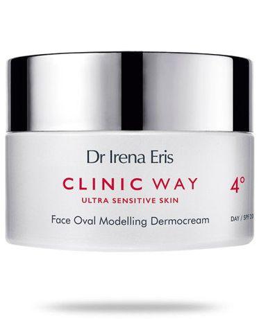 Dr Irena Eris clinic way krem modelujący owal twarzy 60 + tester
