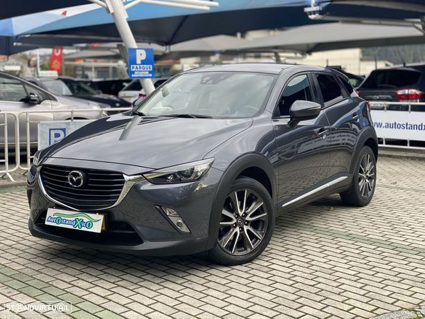 Mazda CX-3 1.5 Sky Excellence Navi