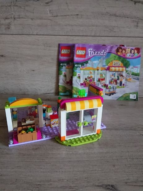 Конструктор Лего Lego friends Супермаркет 41118 6-12лет 313 деталей