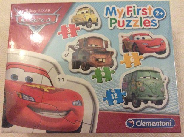 Puzzle Carros