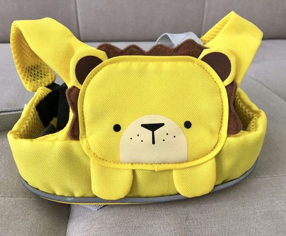 Детские вожжи Trunki, Yellow Leeroy, Феликс