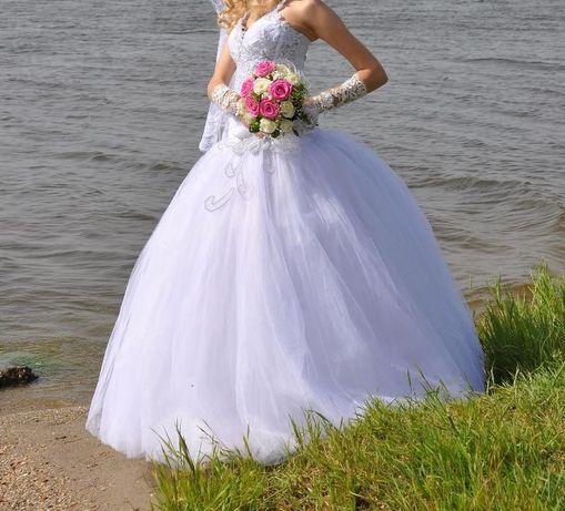 Свадебное платье, весiльна сукня, платечко, срочно