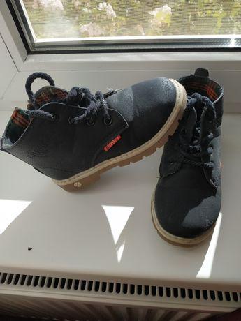 Ботинки для мальчика, демисезонные ботиночки