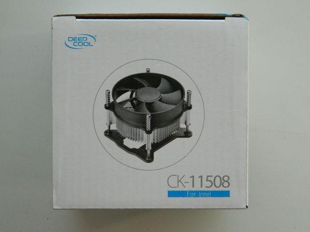 Новый кулер DeepCool CK-11508 (s115x, TDP 65 Вт) 400 рублей
