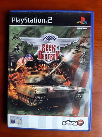 Seek and Destroy playstation 2