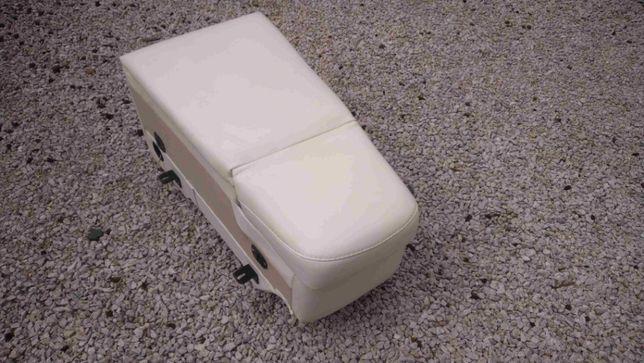 Fotel siedzenie do kampera motorówki jachtu busa przyczepy holenderki