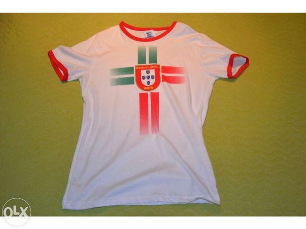 T-shirt selecção Portugal