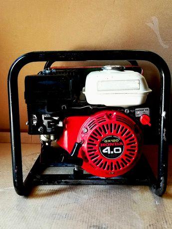 Mocny Agregat prądotwórczy 4KM silnik honda gx 120