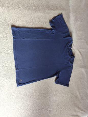 bawełniane bluzki z krótkim rękawem