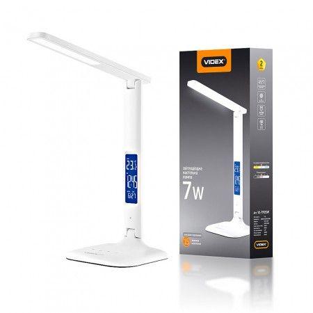 Настольная 7W Светодиодная LED лампа (VL-TF05W) 7W 3000-5500K 220V