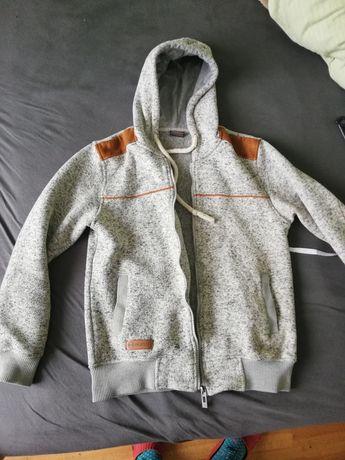 Bluza rozpinana chłopięca rozmiar 146cm