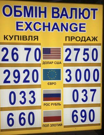 Готовий бізнес обмін валют