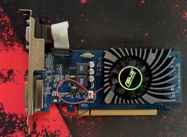 Asus PCI-Ex GeForce 210 1024MB DDR3 (64bit)(DVI, VGA, HDMI)