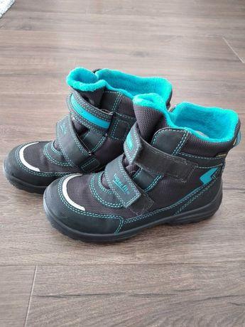 Buty zimowe chłopięce rozm 34